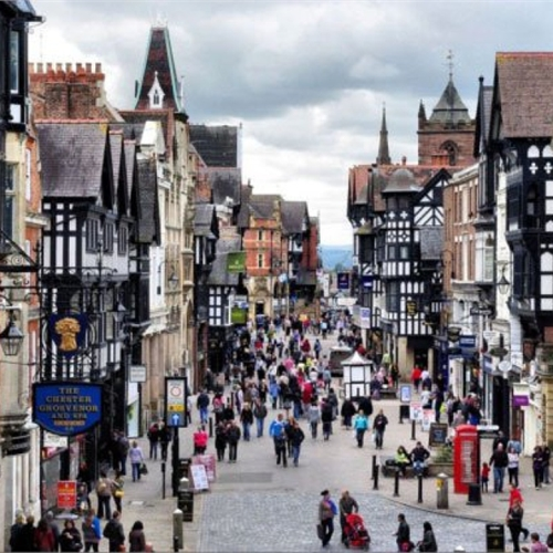POSTPONED - Chester - Student Day Trips