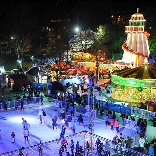 Cardiff's Winter Wonderland - Student Day Trips