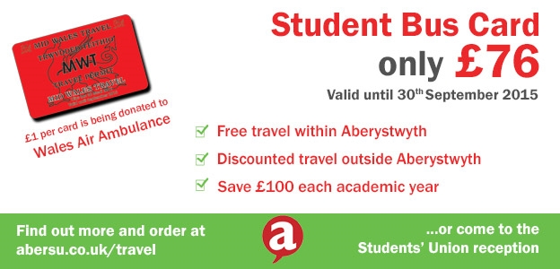 Student Bus Card