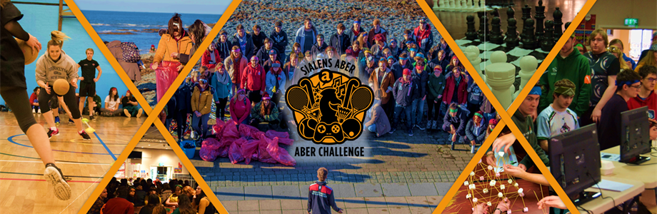 New Aberystwyth Student Union Event! Will you take on the challenge?